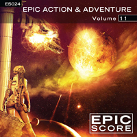 EPIC ACTION & ADVENTURE VOLUME 11