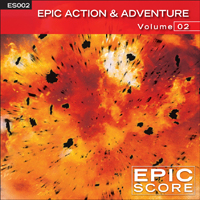 EPIC ACTION & ADVENTURE VOLUME 2
