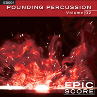 ES004 POUNDING PERCUSSION VOLUME 2