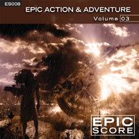 EPIC ACTION & ADVENTURE VOLUME 3