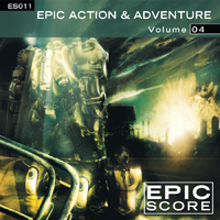 EPIC ACTION & ADVENTURE VOLUME 4