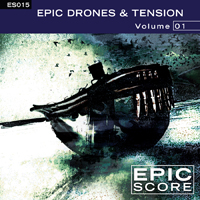 EPIC DRONES & TENSION VOLUME 1