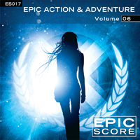 EPIC ACTION & ADVENTURE VOLUME 6