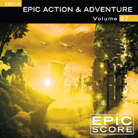 EPIC ACTION & ADVENTURE VOLUME 7
