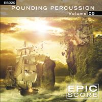 POUNDING PERCUSSION VOLUME 5