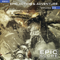 EPIC ACTION & ADVENTURE VOLUME 8