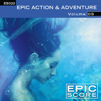 EPIC ACTION & ADVENTURE VOLUME 9