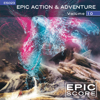 EPIC ACTION & ADVENTURE VOLUME 10