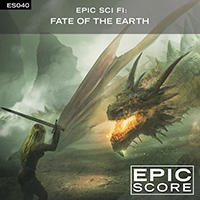 EPIC SCI FI: FATE OF THE EARTH