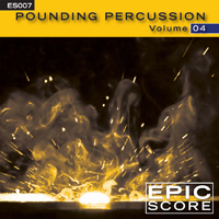 ES007 POUNDING PERCUSSION VOLUME 4