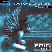 EPIC ACTION & ADVENTURE VOLUME 12