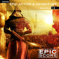 EPIC ACTION & ADVENTURE VOLUME 13
