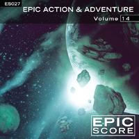 EPIC ACTION & ADVENTURE VOLUME 14