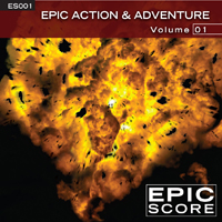 EPIC ACTION & ADVENTURE VOLUME 1