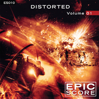 DISTORTED VOLUME 1
