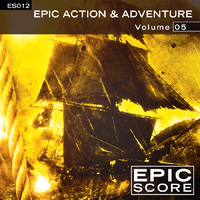 EPIC ACTION & ADVENTURE VOLUME 5