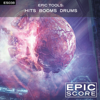 EPIC TOOLS: HITS BOOMS DRUMS