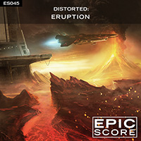 DISTORTED:  ERUPTION