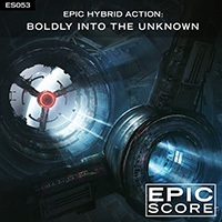 Epic Hybrid Action:  Boldly Into the Unknown