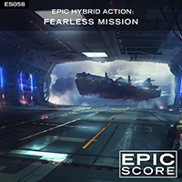 Epic Hybrid Action: Fearless Mission
