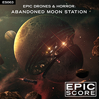 Epic Drones & Horror: Abandoned Moon Station